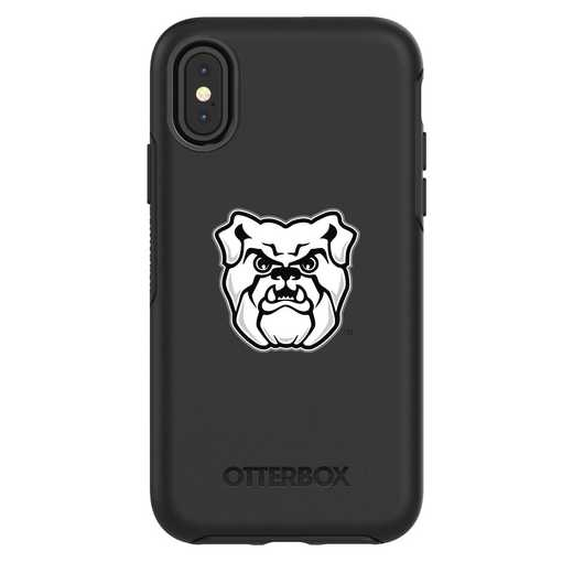 IPH-X-BK-SYM-BUT-D101: FB Butler iPhone X Symmetry Series Case